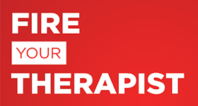 Fire Your Therapist Logo